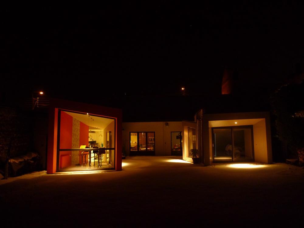 Architecte lille extension maison lille ma tre d for Garage sian villeneuve d ascq